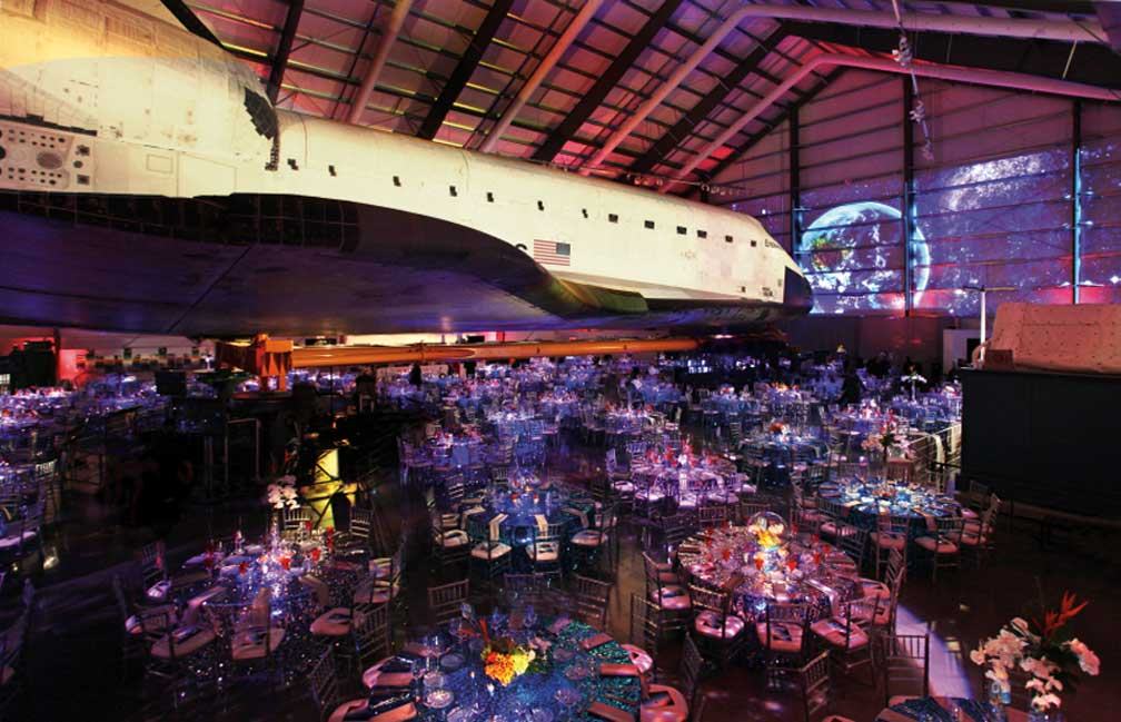 First Endeavor Awards to be Staged at California Science Center