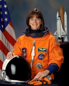 Barbara Morgan, astronaut and Endeavor Awards guest