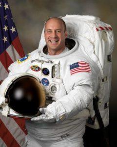 Garrett Reisman, PhD, astronaut, Endeavor Awards guest