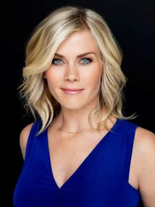 Alison Sweeney, actress and host of the 2018 Endeavor Awards