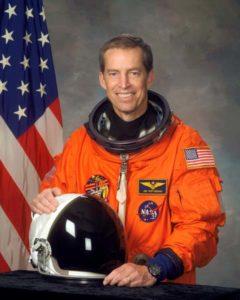 James Wetherbee (CAPT USN, Astronaut), Endeavor Awards guest