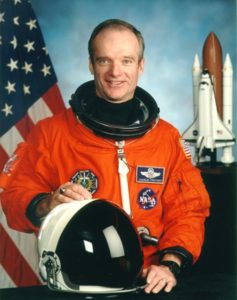 Col. Charles Precourt, Astronaut and Endeavor Awards Guest