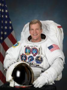 Scott E. Parazynski, MD, astronaut, Endeavor Awards Guest